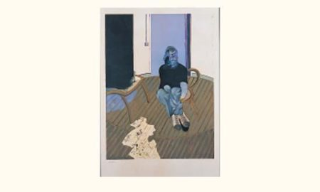 Francis Bacon-Homme assis-1980