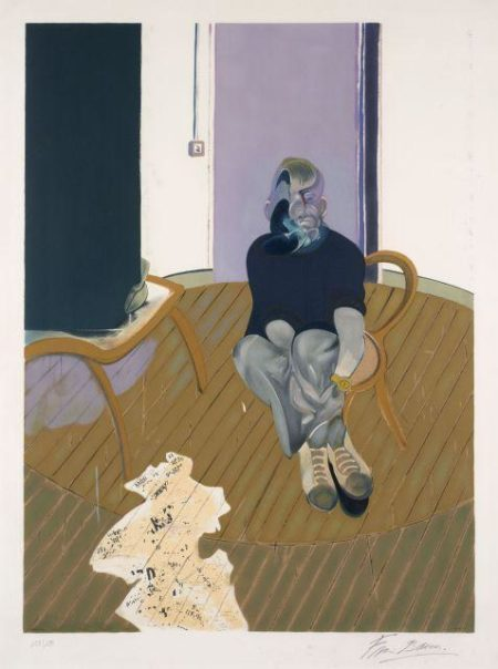 Francis Bacon-Selfportrait No. 2-1976