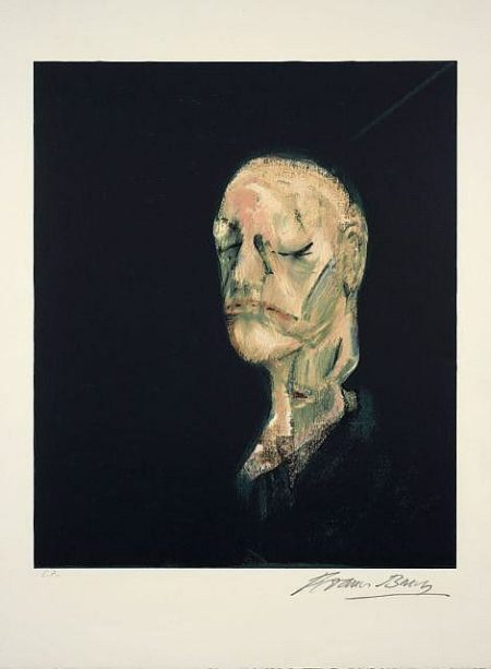 Francis Bacon-William Blake-1991