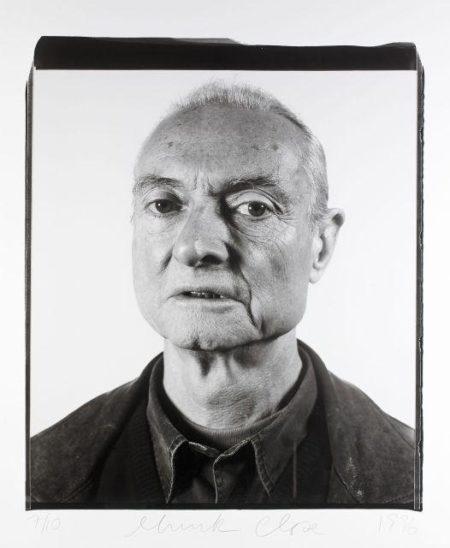Chuck Close-Roy I-1996
