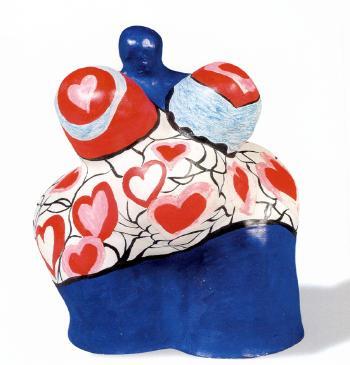 Niki de Saint Phalle-Nana-1970