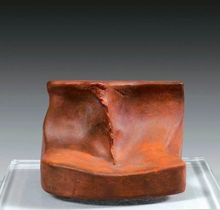 Marcel Duchamp-Feuille de vigne demelle-1951