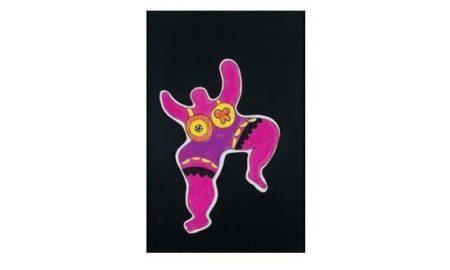 Niki de Saint Phalle-Nana-1968