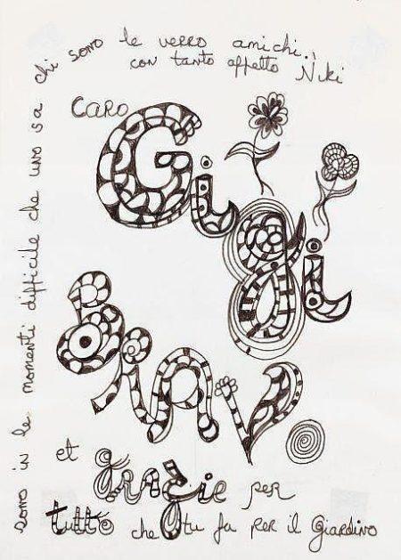 Niki de Saint Phalle-Gigi Bravo-