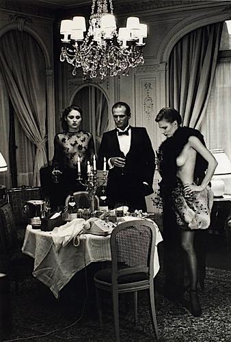 Helmut Newton-After Dinner (1977)-1977