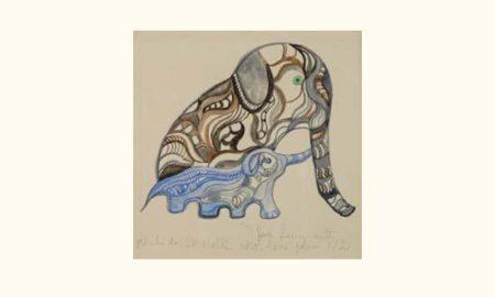 Niki de Saint Phalle-Les elephants-1988