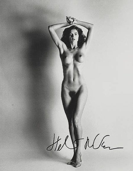 Helmut Newton-Big Nude III, Paris (1993)-1993