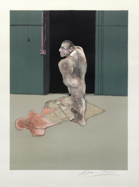 Francis Bacon-Study for a Portrait of John Edwards-1987