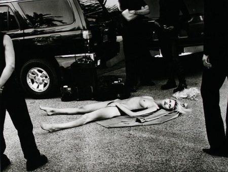 Helmut Newton-Cyberwoman 2-2000
