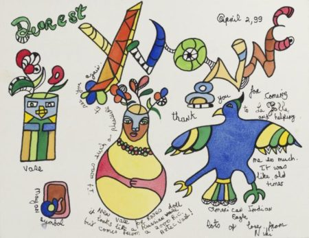 Niki de Saint Phalle-A Small Collection-1992