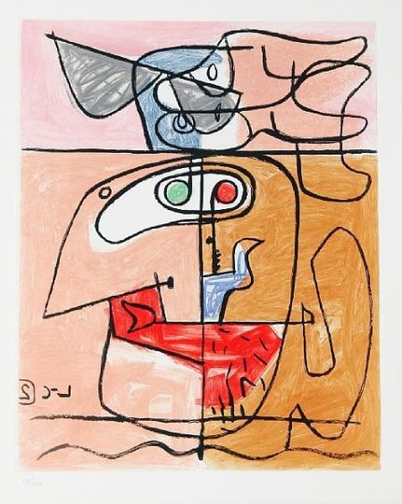 Le Corbusier-Unite- No.2-1953