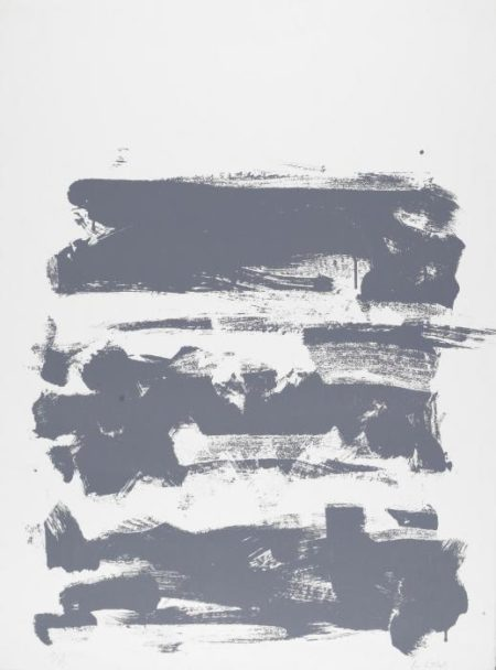 Joan Mitchell-Champs (Gray)-1991