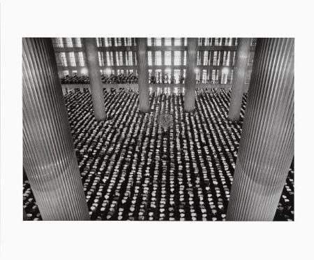 The Mosque of Istiqlal, Jakarta, Indonesia-1996