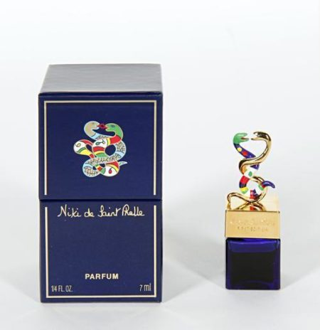 Niki de Saint Phalle-The First Edition Perfume Bottle, (Scent Bottle)-