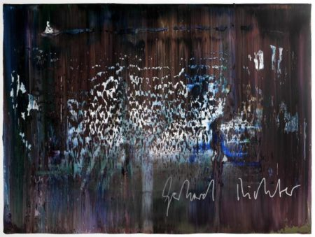 Gerhard Richter-Abstraktes Bild (Abstract Painting)-1990