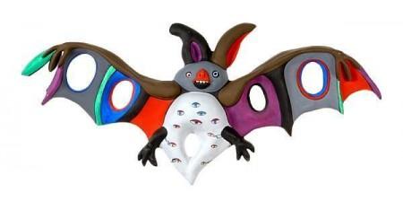 Niki de Saint Phalle-Chauve-souris (Bat)-1999