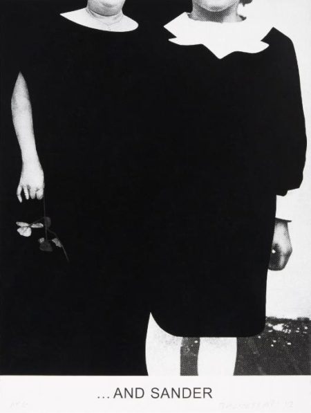 John Baldessari-Double Bill (Part 2): ...and Sander-2012