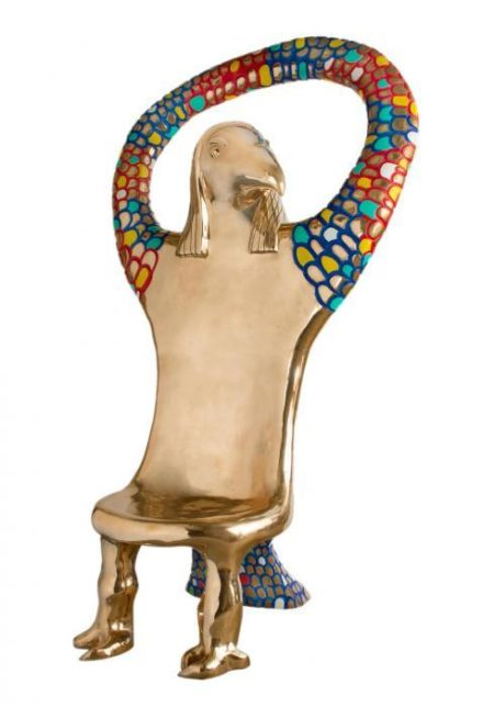 Niki de Saint Phalle-Horus-1990