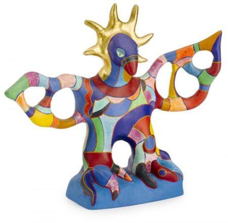 Niki de Saint Phalle-Sun God-1982