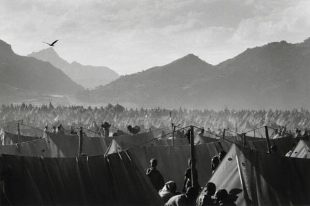 Sebastiao Salgado-The Refugee Camp of Korem, Ethiopia-1984
