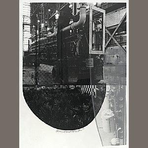 Robert Rauschenberg-Robert Rauschenberg - Tracks (From Stoned Moon Series)-1970