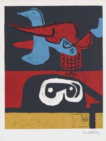 Le Corbusier-Autrement que sur terre-1963
