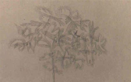 Paul Klee-Ein Junger Baum (Young Tree)-1931