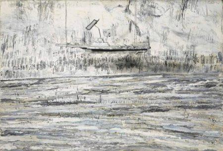 Anselm Kiefer-Merkaba-2002