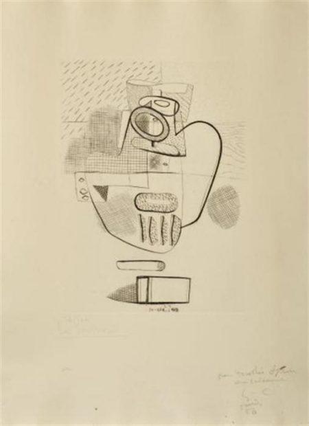 Le Corbusier-Sans titre-1956