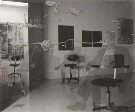 Gerhard Richter-Self-Portrait, 3 Times-