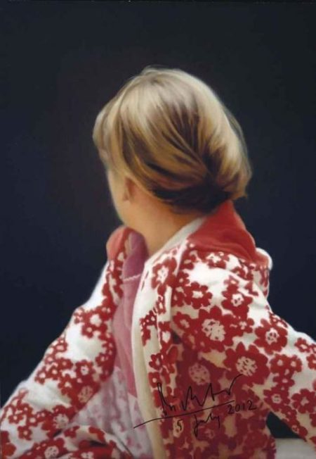 Gerhard Richter-Betty-1991