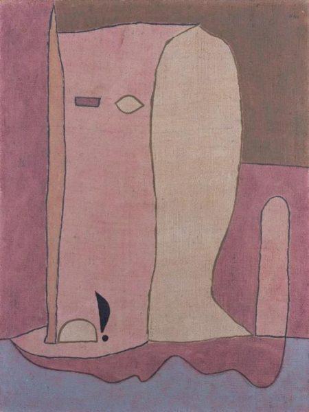 Paul Klee-Gartenfigur-1932
