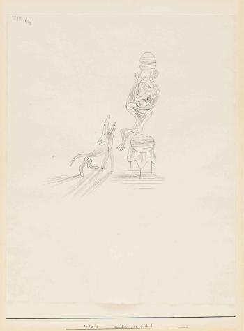 Paul Klee-Nichts Fur Dich-1928