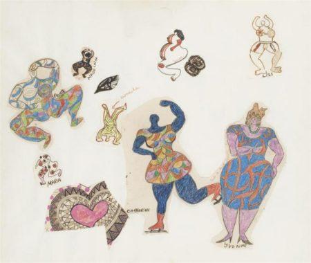Niki de Saint Phalle-DSP-1965