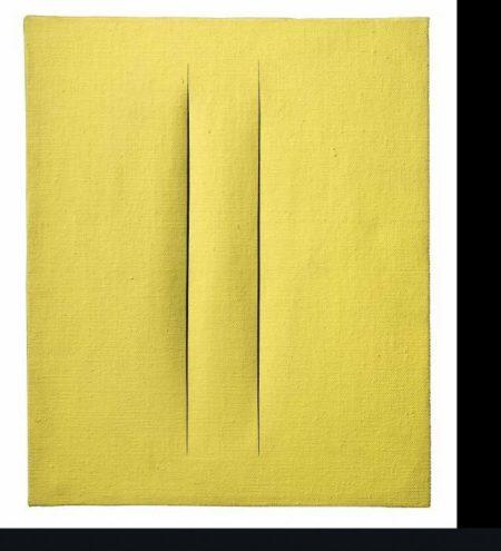 Lucio Fontana-Concetto spaziale, Attese-1966