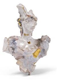 Lucio Fontana-Busto muliebre-1955