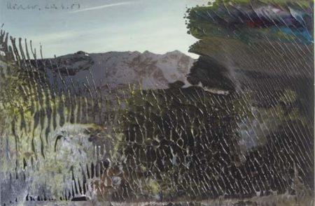 Gerhard Richter-Ohne Titel (20.3.89) / Untitled (20.3.89)-1989