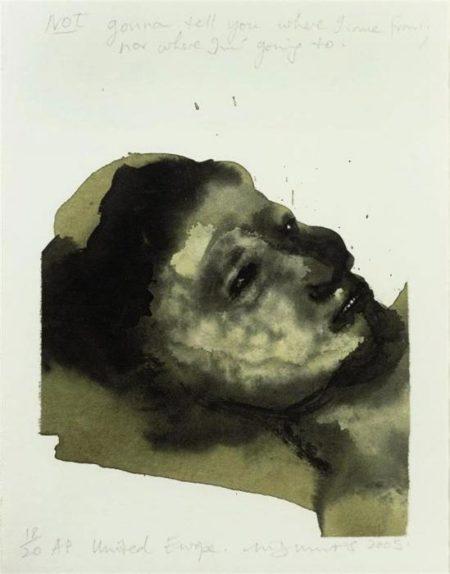 Marlene Dumas-United Europe (Untitled)-2005