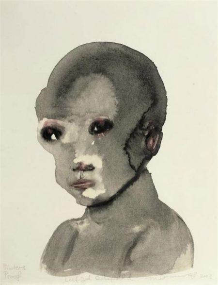 Marlene Dumas-Leeftijd Onbepaald-2003