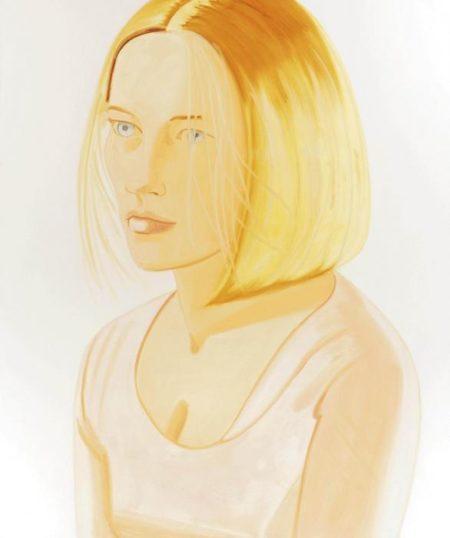 Alex Katz-Mae-2003
