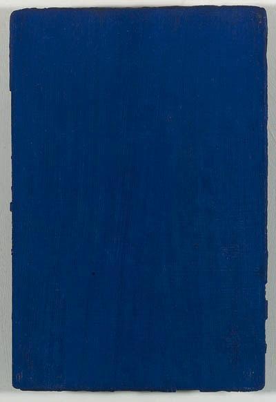 Yves Klein-I.K.B. 135-1957