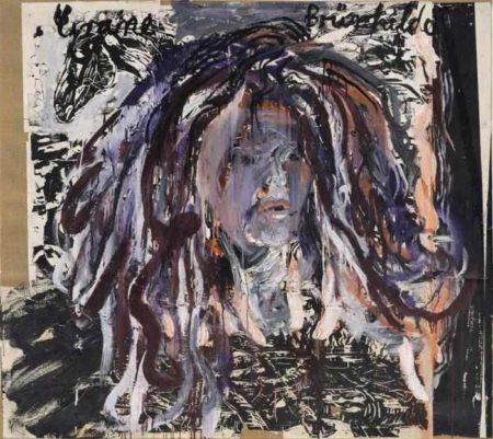 Anselm Kiefer-Brunhilde-1981
