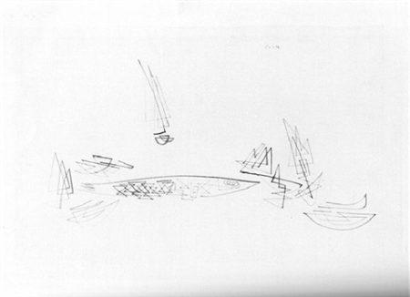 Paul Klee-Einfluss Des Reisenfisches-1927