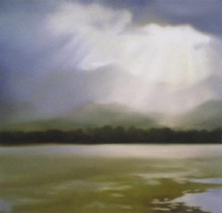 Gerhard Richter-Korsika (Sonne) / Corsica (Sun)-1968