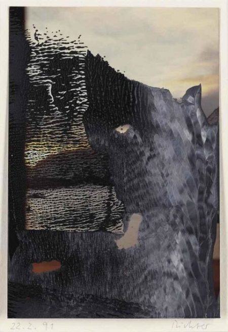 Gerhard Richter-Sils Maria (22.2.91)-1991