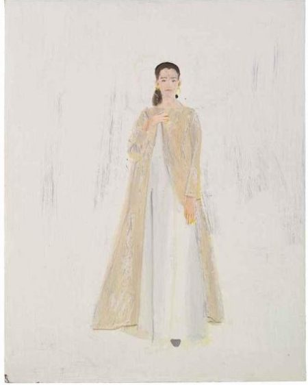 Alex Katz-Wedding dress-1992