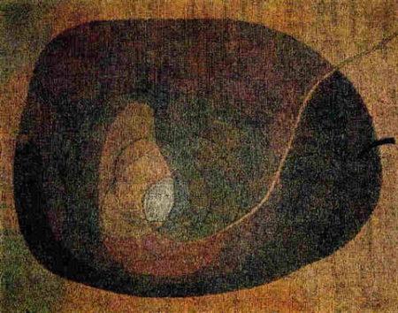 Paul Klee-Die Frucht-1932