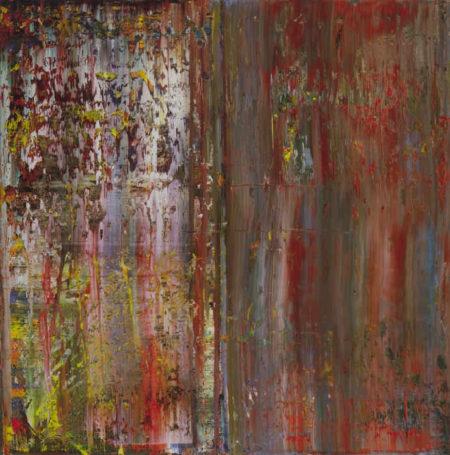Gerhard Richter-Abstraktes Bild 649-1 (Abstract Painting 649-1)-1987
