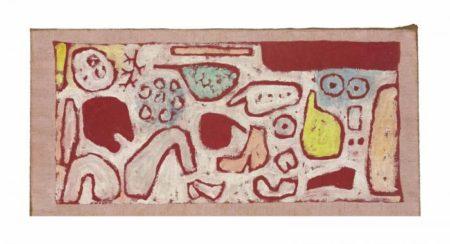 Paul Klee-Uberwintern-1939