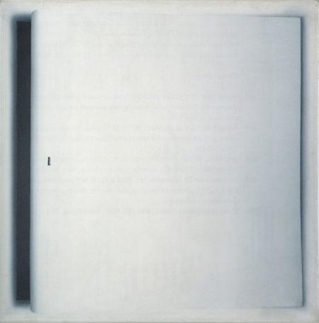 Gerhard Richter-Kleine Tur (Small Door)-1968